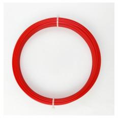 PLA Rdeča - Vzorec 50g / 17m / 1.75mm